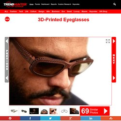 3D-Printed Eyeglasses : Eyewear Kit