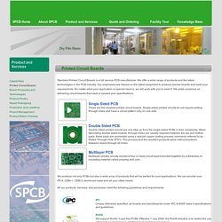 High Quality Printed Circuit Boards