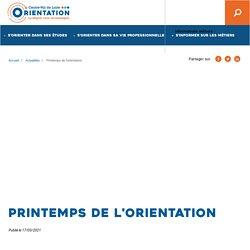 Orientation Centre-Val de Loire