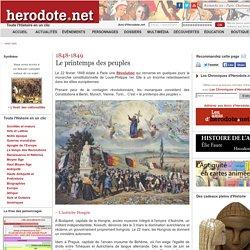 1848-1849 - Le printemps des peuples - Herodote.net