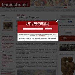 1848-1849 - Le printemps des peuples (Hérodote)