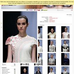 Rahul Mishra Printemps/Eté 2016, Womenswear - Défilés (#23529)