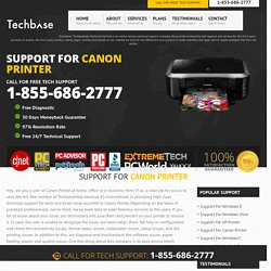 Canon Printer Customer Service 1-855-686-2777 Technical Support Phone Number