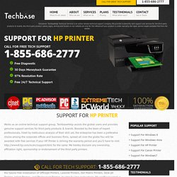 HP Printer Customer Service 1-855-686-2777 Technical Support Phone Number