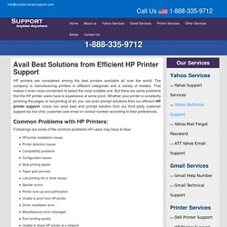 HP Printer Support Phone Number 1-888-335-9712 Toll Free
