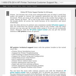 Any issue ? why don't you call at hp printer technical support number 1-806-576-2614