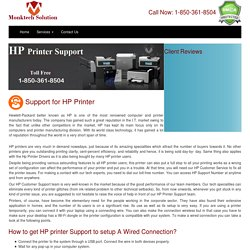 HP Printer Technical Support Number 1-850-366-6203