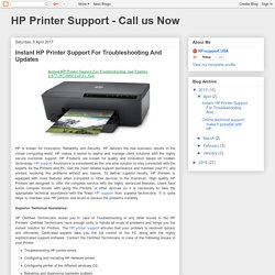 Instant HP Printer Support For Troubleshooting And Updates