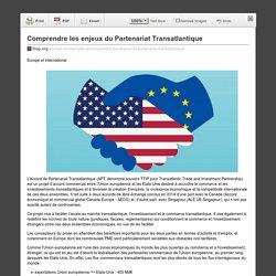 Comprendre les enjeux du TTIP