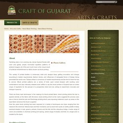 Buy products and crafts directly from Gujarat Artisans