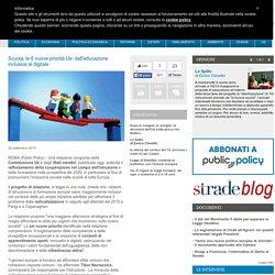 Scuola, le 6 nuove priorità Ue: dall'educazione inclusiva al digitale