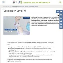 ARS PACA : vaccination contre la COVID-19