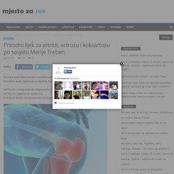 Prirodni lijek za artritis, artrozu i koksartozu po savjetu Marije Treben