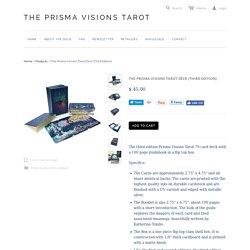 The Prisma Visions Tarot Deck (Third Edition) – The Prisma Visions Tarot
