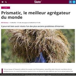 Prismatic, le meilleur agrégateur du monde