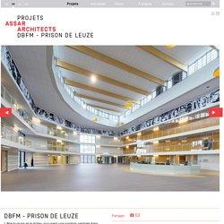 DBFM - PRISON DE LEUZE