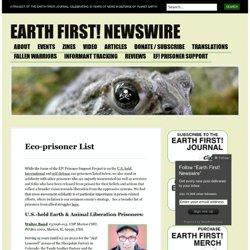 Liste Eco-prisonnier