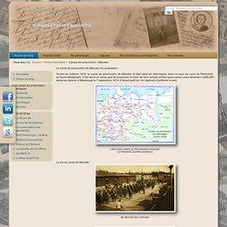 Le camp de prisonniers de Münster (Allemagne) pendant la Première Guerre Mondiale - Le site de généalogie d'Alexis