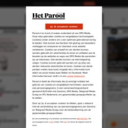 Parool - 5 jaar na bezetting Maagdenhuis: 'Bezieling is nodig op de universiteit' - Geertje Hulzebos & Iris Breetvelt