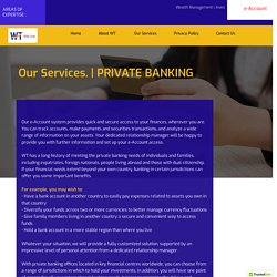 Private Banking Services in New Zealand-Willor Trust