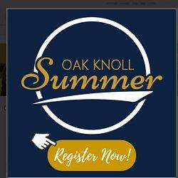 Private Elementary Student High School Near Summit New Jersey - Oakknoll