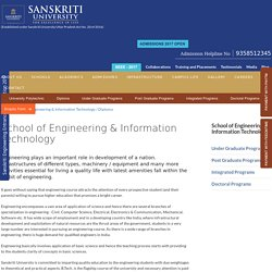 Top UP Engineering College List