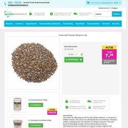 Private Label Chiazaad 1000 gram (1 kg)