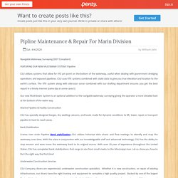 Pipline Maintenance & Repair For Marin Division