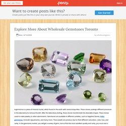 Wide Variety of Gemstones Ruby