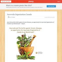 Ayurveda Organization Canada