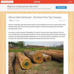African Iroko Hardwood – Purchase From Top Company