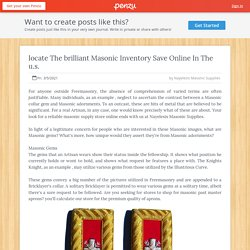 locate The brilliant Masonic Inventory Save Online In The u.s.