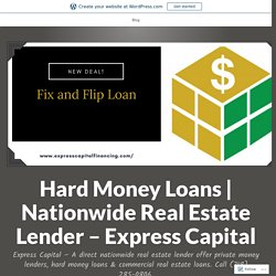 How To Find Private Money Lenders For Residential Real Estate?