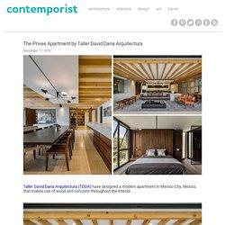 The Privee Apartment by Taller David Dana Arquitectura