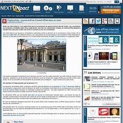 Copie privée : nouvel arrêt du Conseil d'État dans un mois