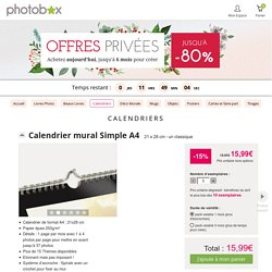Offres Privées Jusqu'à -80% Livres Tirages, Toiles - PhotoBox