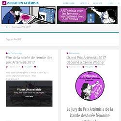 Prix Artémisia 2017 (BD féminine)