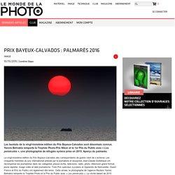 [Le monde de la photo] - Prix Bayeux-Calvados : palmarès 2016