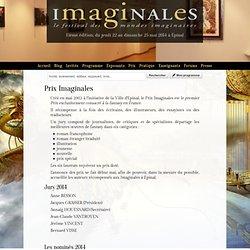 Prix Imaginales | Imaginales 2011