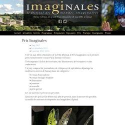 Prix Imaginales