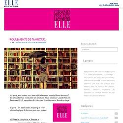 Prix des lectrices 2015 Archives - Grand Prix des Lectrices de ELLE