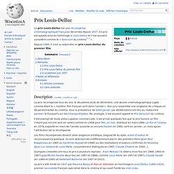 Prix Louis-Delluc