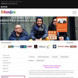 Le Prix Moovjee–Innovons Ensemble