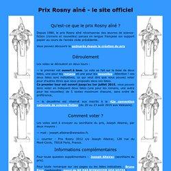 Prix Rosny a n 2015