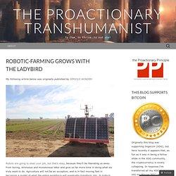 Robotic-Farming Grows With the Ladybird