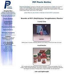 Proactive Packaging - Grafco PET