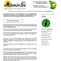 LifePlus Proanthenols 100 - OPC alle Infos, preiswert einkaufen, günstig bestellen, direkt bei Life Plus