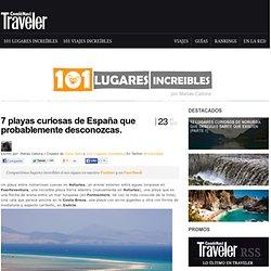 » 7 playas curiosas de España que probablemente desconozcas. 101 Lugares increíbles -