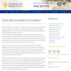 Best Long Beach Probate Attorney